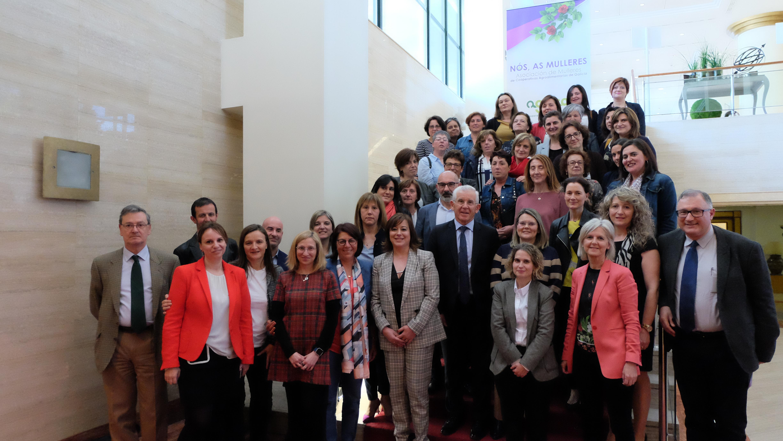Última xornada de Emprendemento, Igualdade e Asociacionismo