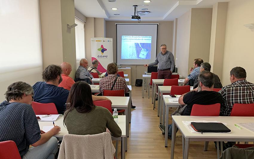 Rede Eusumo - Obradoiro Gobernanza cooperativa nas comunidades de montes veciñais - Pontevedra