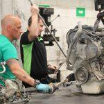 Visita a Trameve, un Centro Especial de Empleo especializado en desguace de vehículos. 04/06/2019