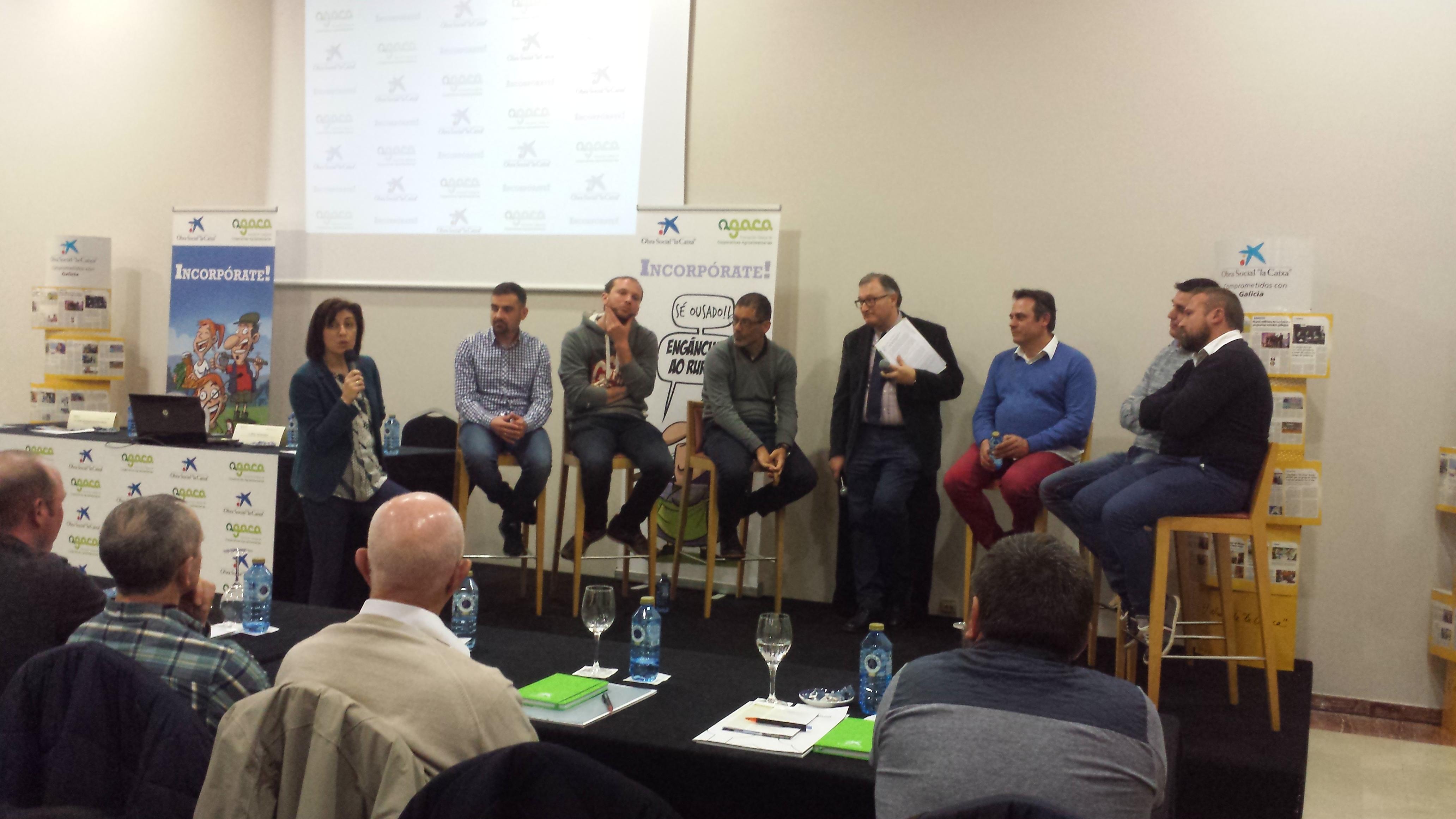 """La Jornada """"Incorpórate"""" muestra a 140 jóvenes estrategias y motivos para trabajar en el rural"""