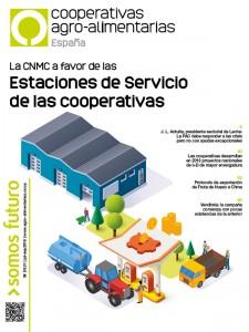 Revsita Cooperativas Agro-alimentarias de España