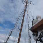Viña Costeira foi un dos patrocinadores da 52 Regata Ribeiro Rías de Galicia