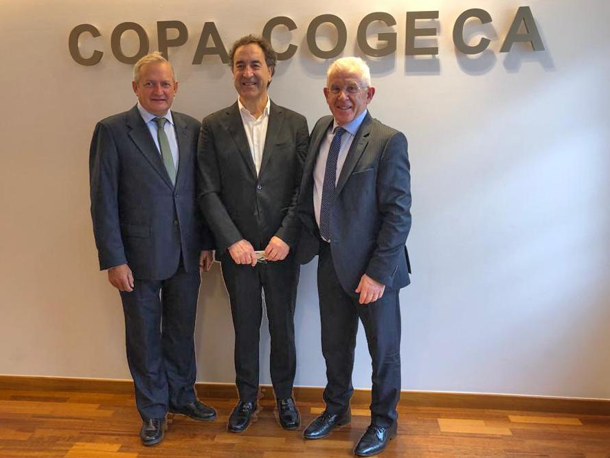 Ramón Armengol presidirá a organización de cooperativas agroalimentarias europeas, COGECA